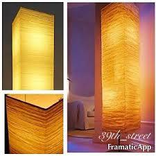 ikea floor lamps lighting. Image Is Loading NEWIKEAMAGNARPFLOORLAMPLIGHTRICEPAPER Ikea Floor Lamps Lighting