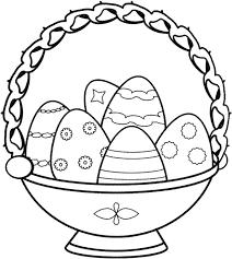 Disegni Da Colorare X Bambini Pasqua Fredrotgans