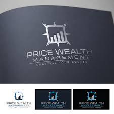 Logo Design Contests Price Wealth Management Logo