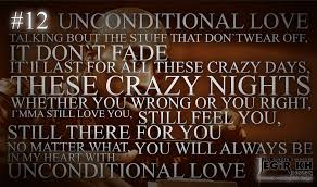 Tupac Unconditional Love Quotes