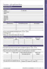 Pre Employment Application Template Download Now Cool Pre Employment Form Template Ideas Wordpress