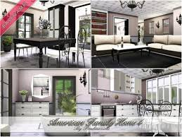 Pralinesims American Family Home 4