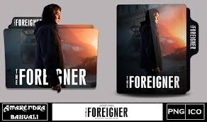 Never push a good man too far. The Foreigner 2017 Folder Icon By G0d 0f Thund3r On Deviantart
