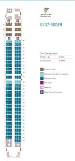 Boeing 737 900 Seating Chart Fleet Information Oman Air