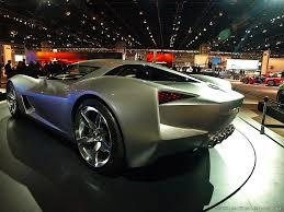 2009 Chevrolet Corvette Stingray Concept Gallery | Chevrolet ...