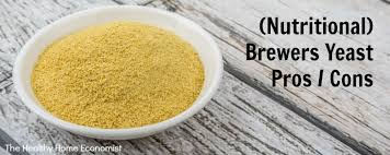 brewers yeast in a bowl