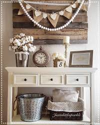 home entryway furniture. entryway pallets olive bucket rustic decor neutral burlap banner home furniture