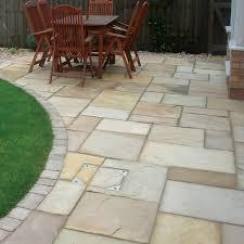 patio slab sets: