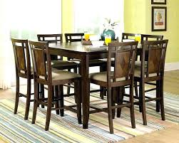 tall dining table tall table with chairs best of high bar table set with dining set