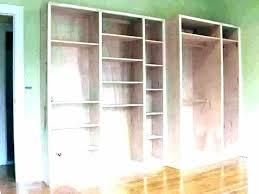 building built in shelves te wall bookshelves bookshelf on building how to build built ins in