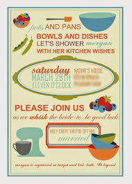 Kitchen Themed Bridal Shower Shambray Recipe And Kitchen Themed Bridal Shower