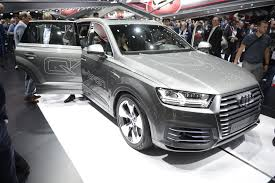 2018 audi electric car. modren electric audi q7 etron quattro with 2018 audi electric car