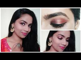 makeup wedding guest makeup tutorial warm rosy gold eye makeup the pretty pout