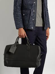 dunhill boston leather holdall mens black bags travel bags dunhill wallets australia