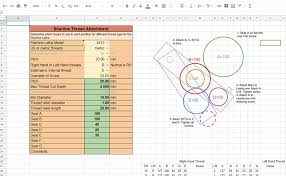 Spur Gear Cutter Selection Chart Calculators Sherline Products