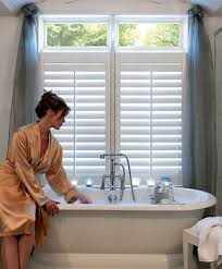 Bathroom Window Options Magnificent On With Curtains And Blinds  Integralbook Com 13