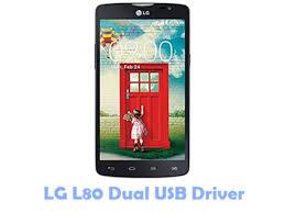 Download LG L80 Dual USB Driver