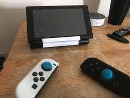 image of nintendo switch mods to 3d print stand mobile charging dock