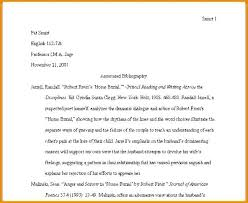 Apa Annotated Bibliography Example Annotated Bibliography Example Apa Template Lccorp Co