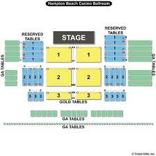 Casino Ballroom Seating Chart Hampton Beach Casino Ballroom Seating Travel Guide
