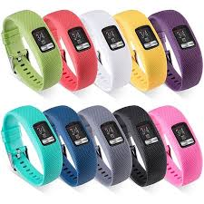 Garmin Vivofit 4 Band, <b>Newest Silicone Replacement</b> WatchBand ...