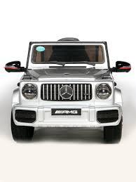 <b>Детский электромобиль</b> Barty Mercedes-AMG G63 (Лицензия ...