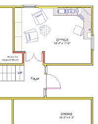 small office floor plan. Miraculous Modern Home Office Floor Plans For A Comfortable Decorationing Ideas Aceitepimientacom Small Plan F