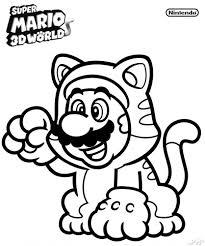 Coloriage Mario Great Dessin De Super Mario Imprimer With