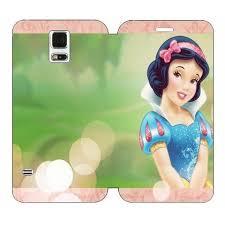 samsung galaxy s5 phone cases disney. disney princesses (snow white) wallet case w/ stand flip cover for samsung galaxy s5 phone cases