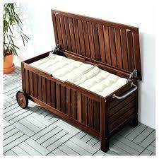 wood patio storage bench patio storage seat bench garden bench seat waterproof storage box patio storage
