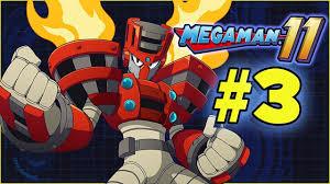 Mega Man 11 Boss Order Guide Boss Weaknesses Cultured