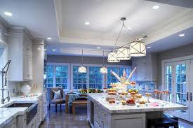 Image Kitchen Island Add Accent Lighting To Accentuate Architectural Elements Collectibles And Pieces Of Art Plants Or The Backsplash Over The Sink Or The Fireplace Edhecjumpingcom The Kitchen Great Room An Inviting And Comfortable Place