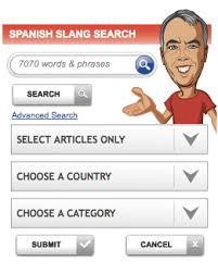 spanish slang spanish english and speaking dictionary online spanish slang dictionary english translations spanish slang speakinglatino