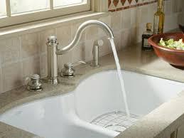 Kitchen Sink Faucet Reviews Kitchen Bar Faucets Touchless Kitchen Sink Faucet Reviews