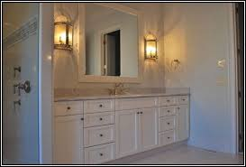 kitchen cabinets in bathroom. Bathroom: The Best Of Master Bath Vanity Using Kitchen Cabinet Bases Contemporary Cabinets In Bathroom I
