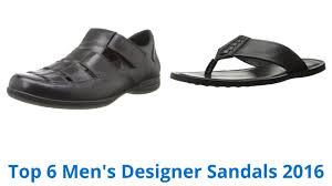 Best Men S Designer Sandals 6 Best Mens Designer Sandals 2016