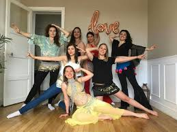 Evjf Bellydancing Lessons With Taly