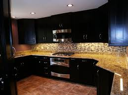 Kitchen Cabinets Stain How To Stain Kitchen Cabinets Darker Of Gorgeous Colors For