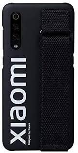 MI 9 <b>URBAN HAND STRAP</b> CASE BLACK: Amazon.co.uk: Electronics