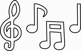 Music Coloring Pages Printable Coloring Pages