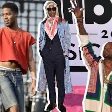 Designer Brands Rappers Wear This Was The Decade That Hip Hop Style Got Femme Vogue