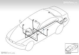 audio wiring harness bmw 3' e46, 316ci (m43) bmw parts catalog E46 Stereo Wiring Harness illustration note for all telephone optiones, the audio wiring harness bmw e46 radio wiring harness