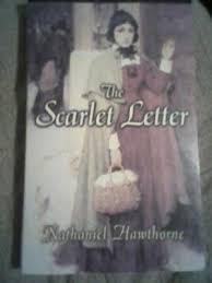 Scarlet Letter Book Cover Nathaniel Hawthorne The Scarlet Letter Seller Supplied Images