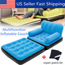 image is loading portable multi max inflatable air couch double bed