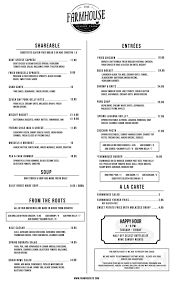 Green Light Cafe Fort Collins The Farmhouse At Jessup Farm Menu In Fort Collins Colorado