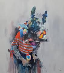 Joram Roukes Five Scoops Oil on canvas 150 x 170 cm 2012. Oil Paintings Modern Art PaintingsAmazing ...