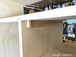 diy closet shelves create custom closet organization on a budget with the plywood closet organizer build diy closet shelves