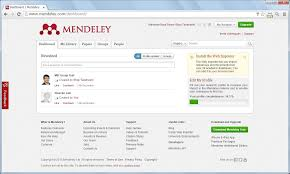 Mendeley Reference Management Social Network For Science Www