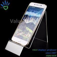 Acrylic Cell Phone Display Stands Custom China Acrylic Mobile Phone Display Stand Cellphone Display Holder