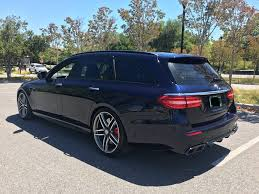 Only one way to find out: 2019 Mercedes Amg E63 S Wagon Review By Rob Eckaus Video